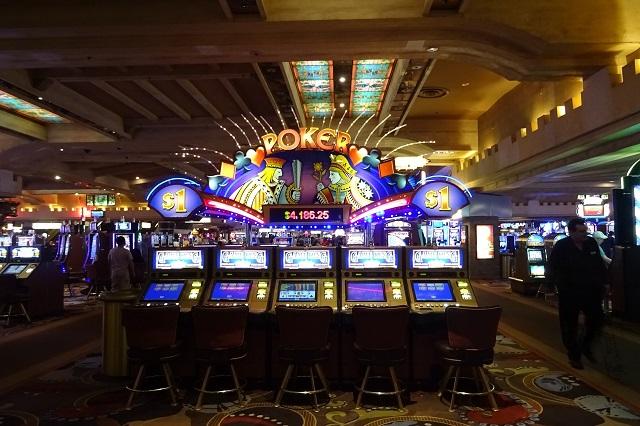 カジノのセキュリティ
